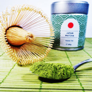 Superfoods und Clean Eating - Matcha