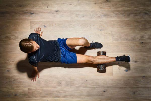 Von Faszientraining, Blackrollübungen und Schmerzen