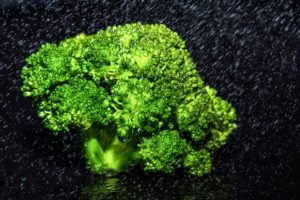 Muskelaufbau vegetarisch - Gemüse