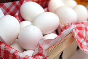 Muskelaufbau vegetarisch eier