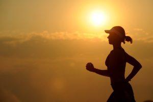 richtig joggen lernen - Koerperhaltung