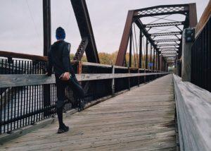 richtig joggen lernen - aufwaermen und warmlaufen