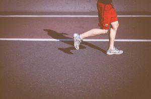 richtig joggen lernen - langsam aber regelmaessig