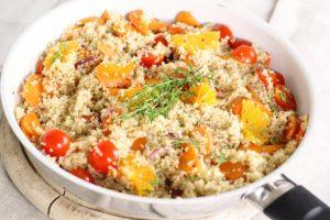 superfoods und clean eating - Quinoa