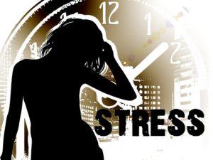Stress am Arbeitsplatz - Arbeitswelt