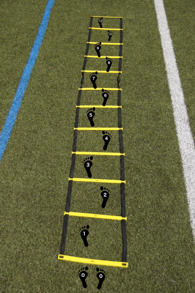 Koordinationsleiter Uebung - Easy Run