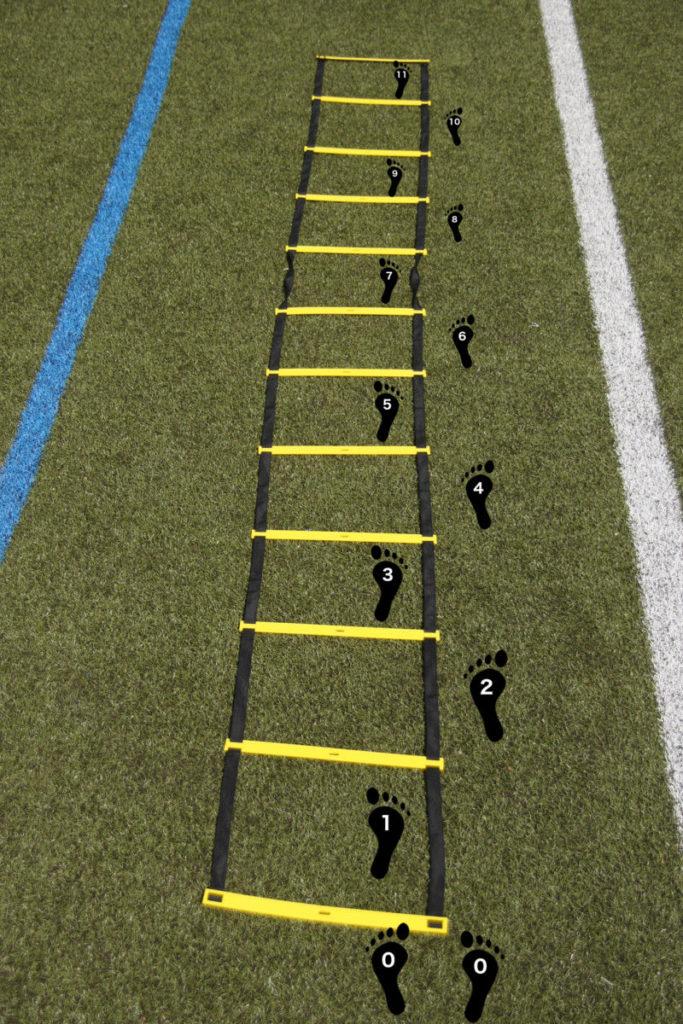 Koordinationsleiter Uebung - Line-Cross