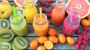 der früchte smoothie
