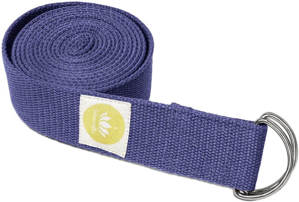 Fitness-Geschenk-Yogagurt