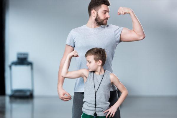 Ab wieviel Jahren darf man ins Fitnessstudio?