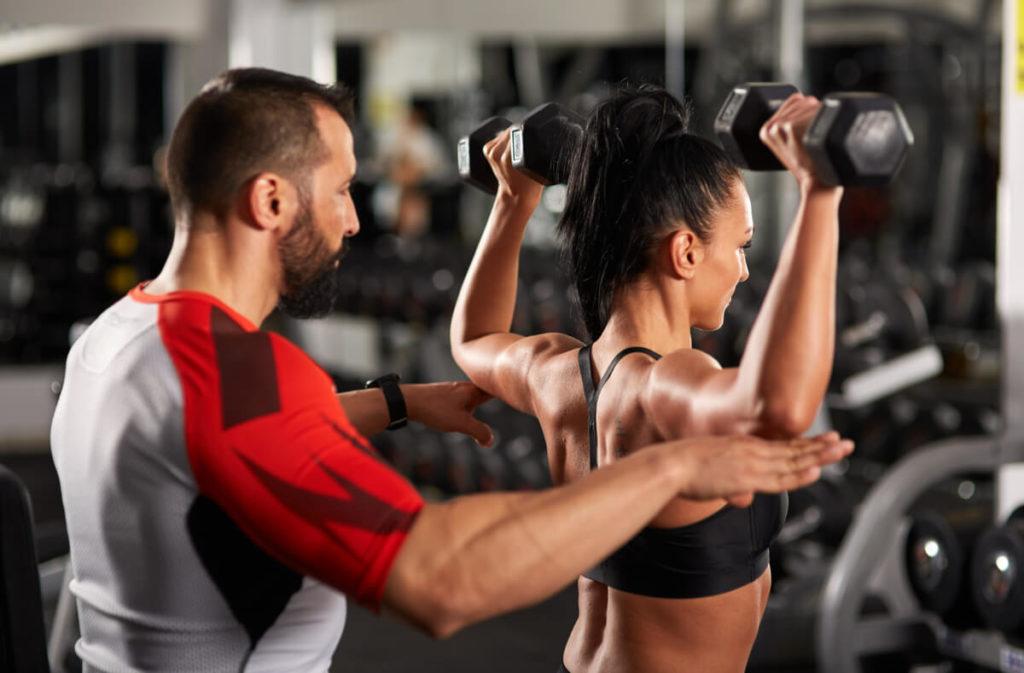 Fitness Geschenke Personal Training