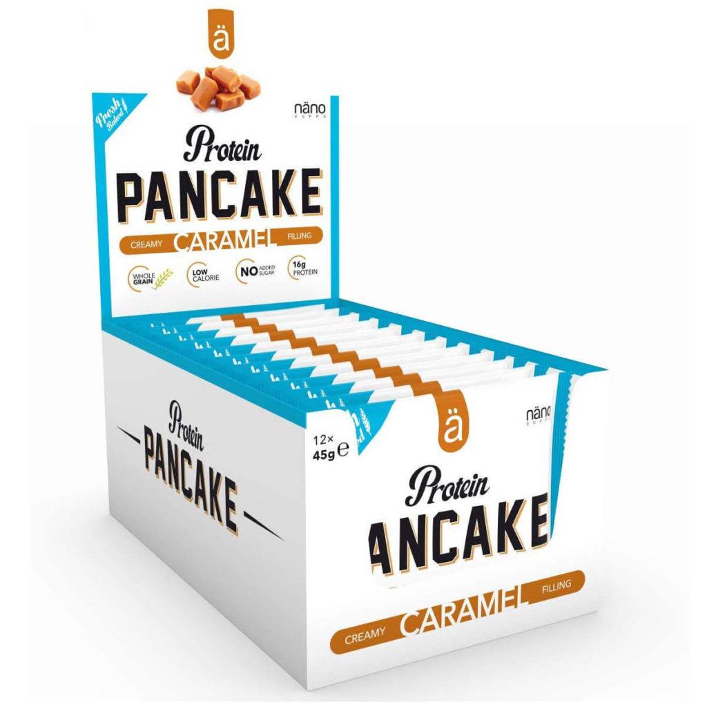 Fitness Geschenk - Protein Pancake