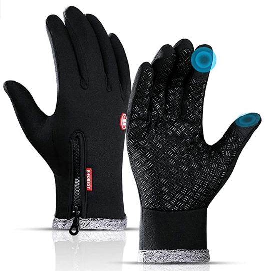 Fitness Geschenke: Touchscreen-Handschuhe