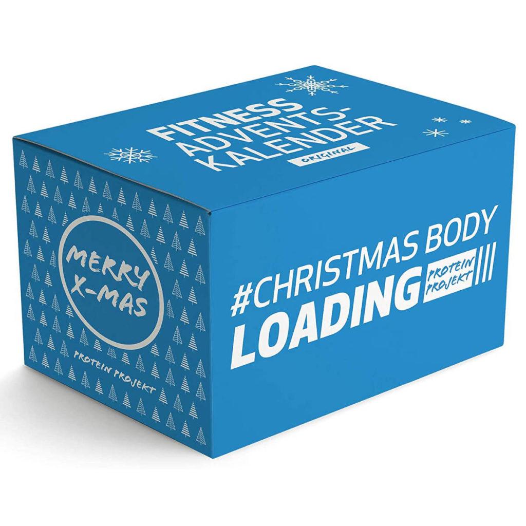 Witzige Fitness Geschenke: Protein Fitnesskalender
