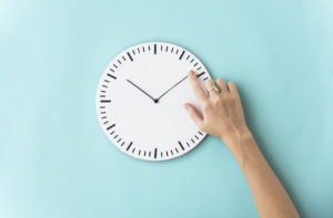 Morgenroutine - Wieviel Zeit hast du?