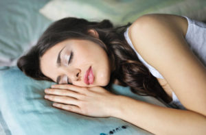 Heißhunger auf Süßes - Ausreichend schlafen