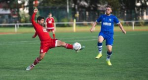 Hightech-Messgeräte: Ausrüstung der Fußballer